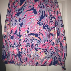 Lilly Pulitzer Tops - Lilly Pulitzer Popover Size XL
